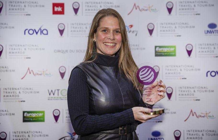 Ana Duék, responsável pelo blog de turismo sustentável Viajar Verde