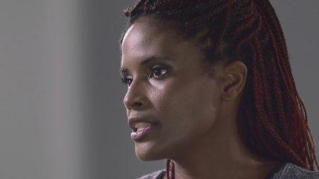 As ameaças à filha de Djamila Ribeiro fizeram com que ela atacasse o Twitter