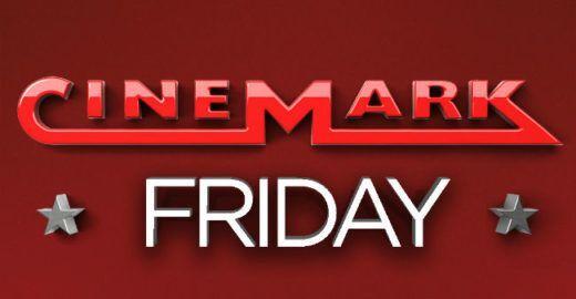 Cinemark terá dose dupla de ingresso e pipoca na Black Friday