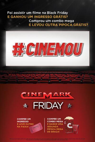 Black Friday Cinemark