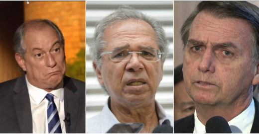 Ciro Gomes cita fake news sobre governo Bolsonaro e causa na web