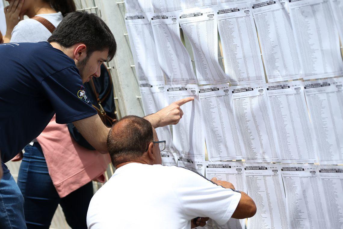 Presidente do Inep sinaliza que mudanças na prova do Enem podem ocorrer caso o presidente Bolsonaro ache necessário