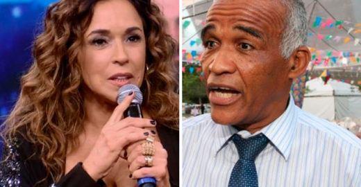 Daniela Mercury aciona Justiça contra deputado-pastor por injúria