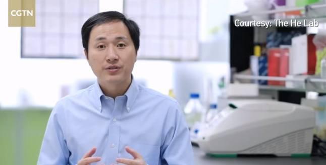 pesquisador He Jiankui
