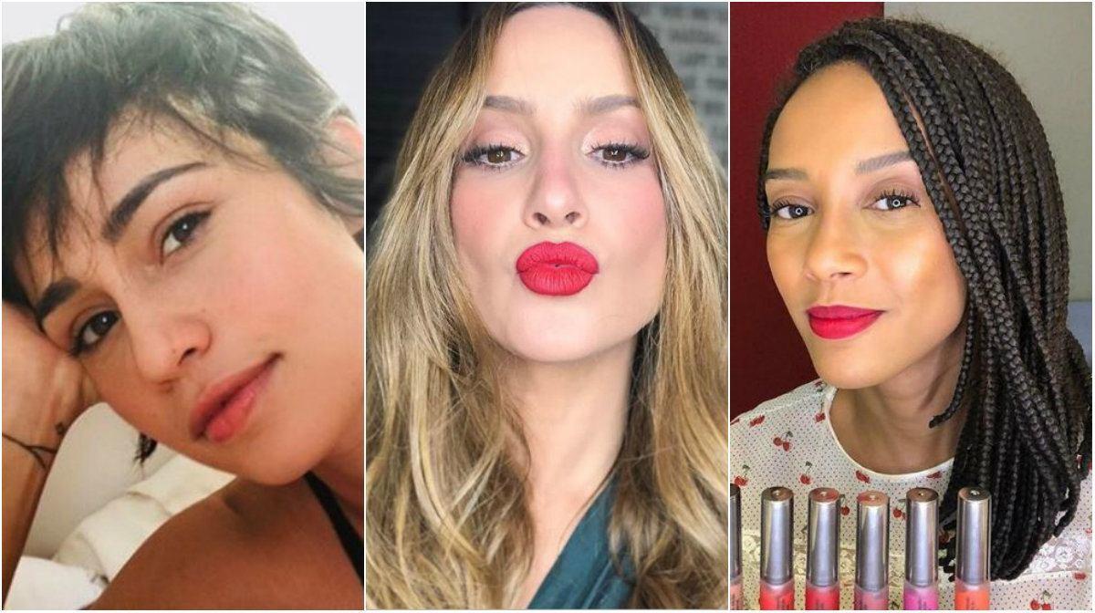 Nanda Costa, Claudia Leitte, Taís Araujo