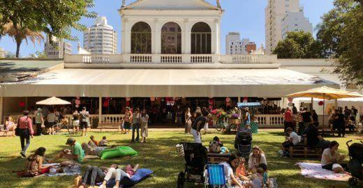 GRÁTIS! Feira Sabor Nacional saúda a gastronomia brazuca no fds