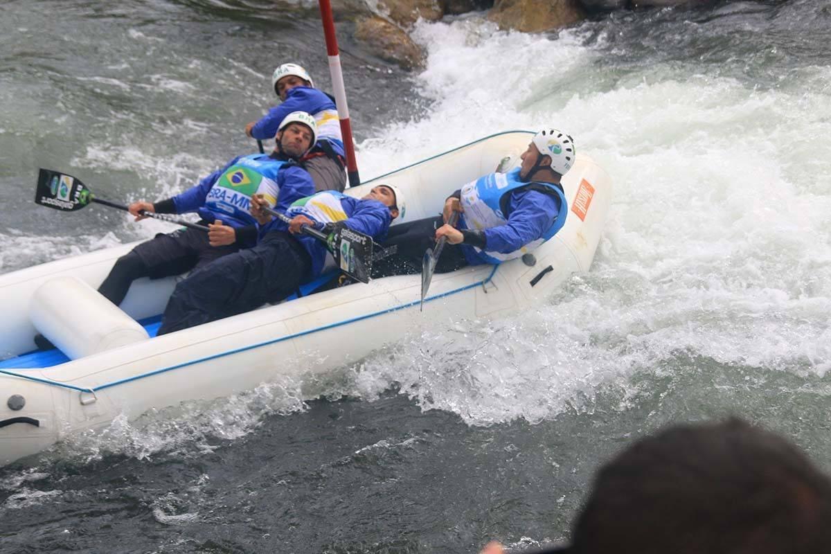 Campeonato Mundial de Rafting 2018