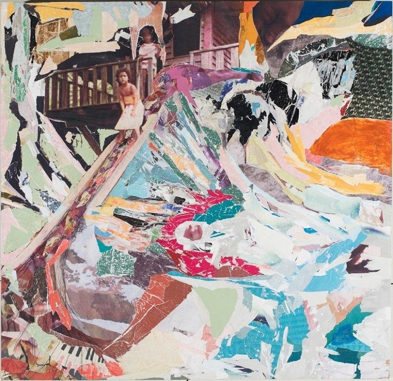 Obra de Joana César integra a exposição 'Mulheres na Coleção MAR'
