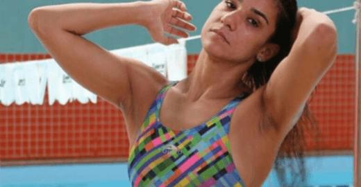 Joanna Maranhão: 'Sou forte, mas não preciso ser forte sempre'