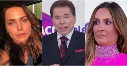 Letícia Colin critica Silvio Santos em relação à Claudia Leitte