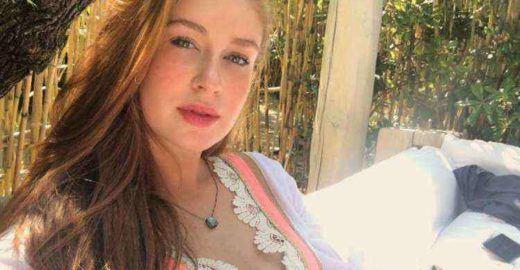 Marina Ruy Barbosa é atacada por internauta e dá lição de empatia