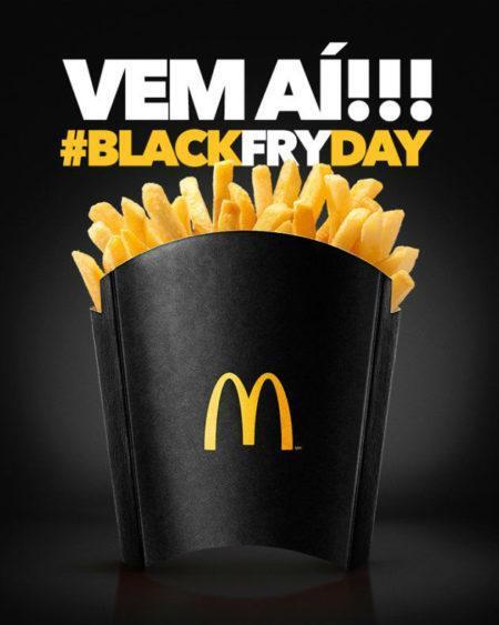 MC Donald's Black Friday
