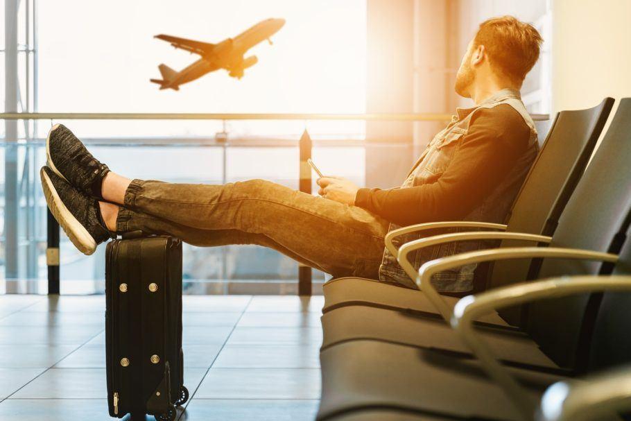 atrasos em voos