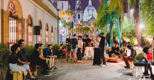 O Cluster reúne moda, gastronomia, cinema e mais em festival 0800