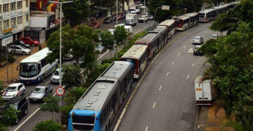 Transporte público no Brasil tem avaliação negativa