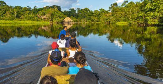 5 motivos para conhecer a Amazônia assim que você puder
