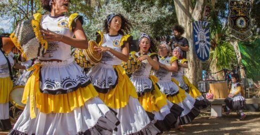Festival Percurso reúne mestres em #omaiorterreirodomundo em SP