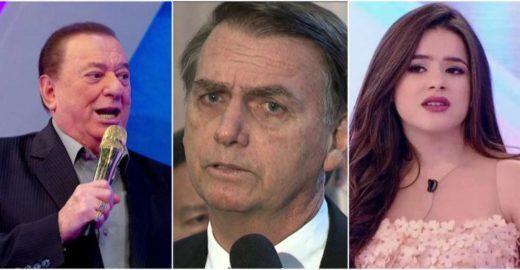 Filho de Raul Gil esclarece polêmica com Maisa e cita Bolsonaro