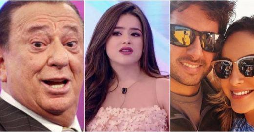 Raul Gil chama Maisa de 'bosta' e detona marido de Claudia Leitte