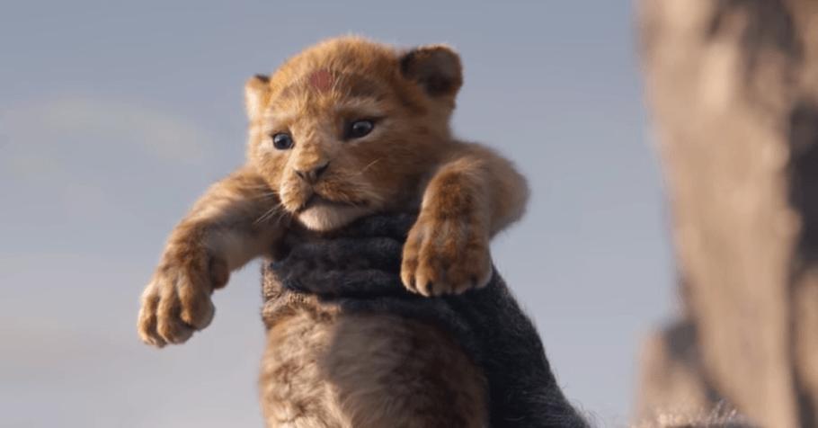 o rei leão trailer