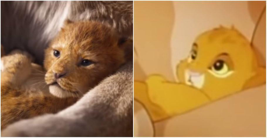 trailer o rei leão