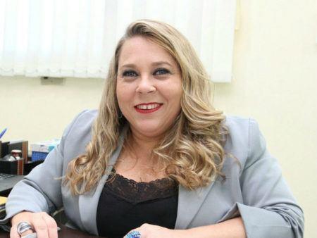 Deputada Rosinha de Adefal