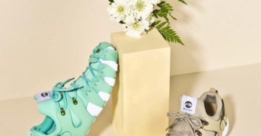 Sapato sustentável transforma 1 par em mais de 10 mil modelos