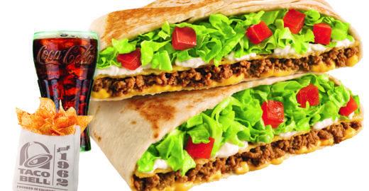Na Black Friday, Taco Bell oferece combos pela metade do preço