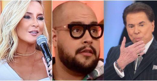 e92249e80003f Tiago Abravanel critica Silvio Santos em relação à Claudia Leitte