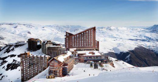 Resort no Chile oferece descontos de até 50% para brasileiros