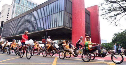 Virada Inclusiva ocupa SP com 3 dias de cultura, esporte e lazer