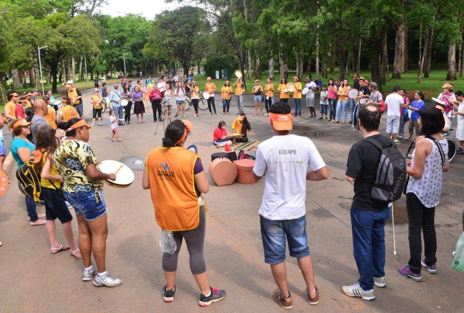 Virada Inclusiva também tem atrações em parques