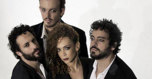Laila Garin & A Roda faz apresentação única em Teatro Opus