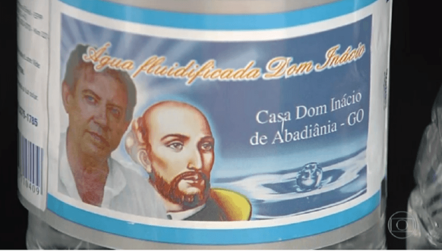 Água de João de Deus