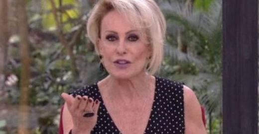 Ana Maria Braga relata problema de pele após se curar de câncer