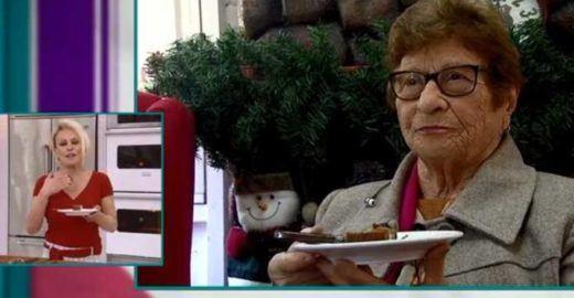 Ana Maria Braga comete gafe no 'Mais Você' com convidada