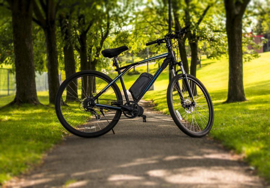 A bicicleta elétrica também pode ser financiada