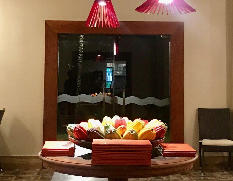 Coco Dendê é o restaurante à la carte recém inaugurado no resort