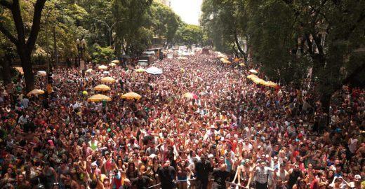Carnaval 2019: mais de 550 blocos de rua desfilam em SP