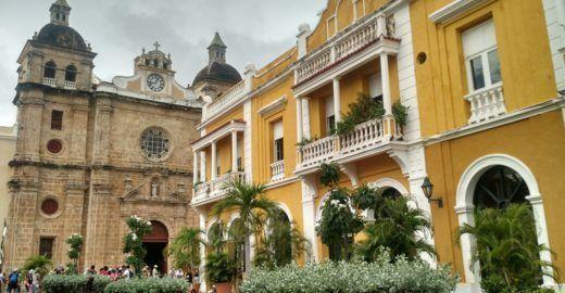 Uma viagem pela colorida Cartagena das Índias