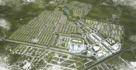 Cidade social inteligente aporta em solo brasileiro