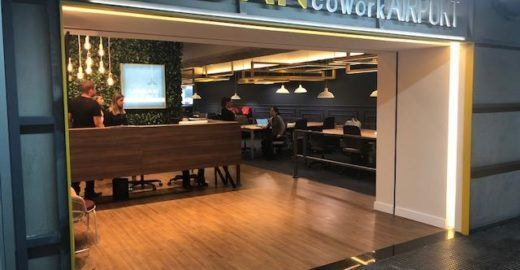 Aeroporto de Guarulhos ganha coworking lounge