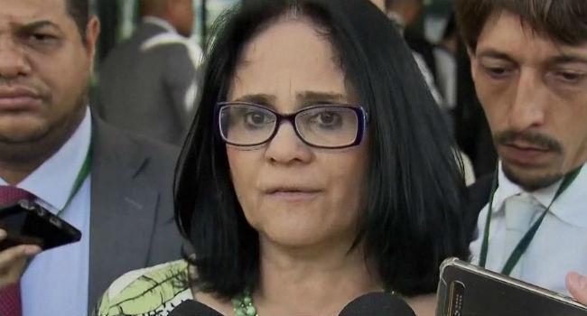 damares alves jair bolsonaro ministério direitos humanos