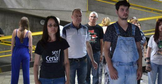 ONG que trabalha com afásicos faz peça no Teatro Sérgio Cardoso