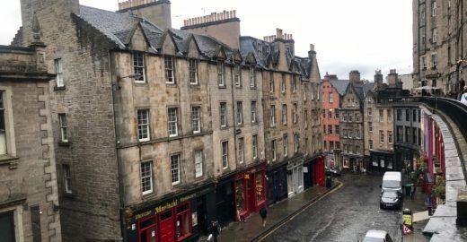 Edimburgo, um roteiro por onde 'nasceu' Harry Potter