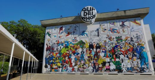 MIS faz eventos infantis inspirados na megaexposição 'Quadrinhos'