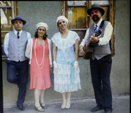 grupo trovadores urbanos em foto oficial