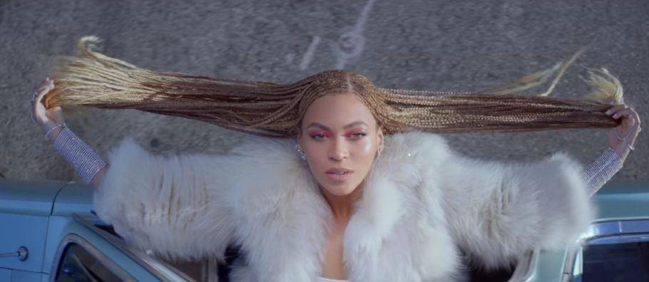 """Beyoncé no videoclipe de """"Formation"""""""