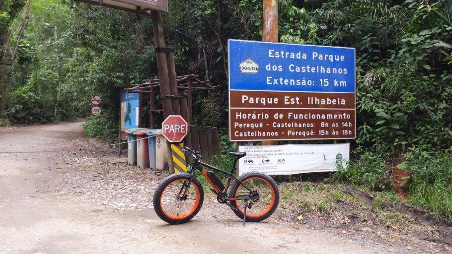 Ilhabela bike