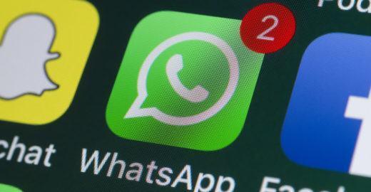 Whatsapp limita o número de mensagens encaminhadas por usuários